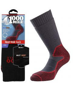 1000 Mile Heat Winter Socks - Mens
