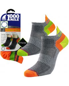 1000 Mile Trainer Liner Socks - Mens