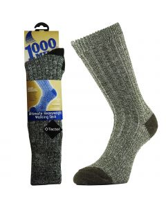 1000 Mile Heavyweight Walking Socks - Mens