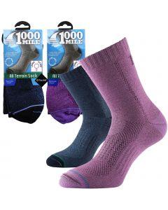 1000 Mile All Terrain Socks - Womens