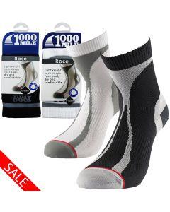 1000 Mile Race Running Socks - Mens
