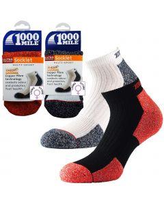 1000 Mile Ultra Performance Socklet Socks - Womens