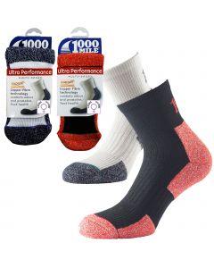 1000 Mile Ultra Performance Socks - Womens