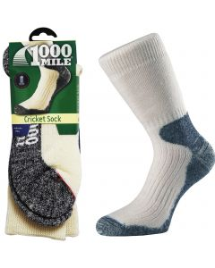 1000 Mile Heavyweight Cricket Wool Socks
