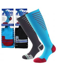 1000 Mile Ultimate Compression Socks | Unisex