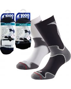 1000 Mile Fusion Workout Socks - Womens