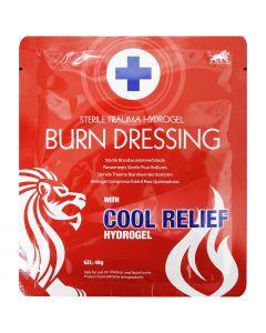 Blue Lion Burns Gel Dressing - 20cm x 20cm