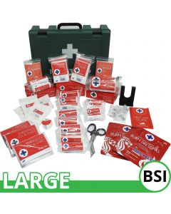 Blue Lion BSI First Aid Kit | Large