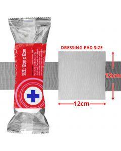 Blue Lion HSE Bandage Dressing - Medium 12cm x 12cm