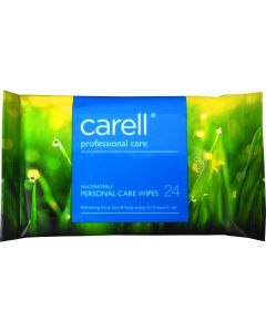 Carell Patient Hands & Face Wipes