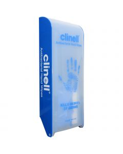 Clinell Wall Mounted Hand Wipe Dispenser