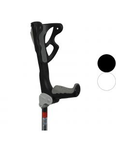 FDI - Ergodynamic Shock Absorbing Single Crutch
