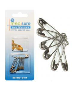 Medisure - Safety Pins - (1 Pack)
