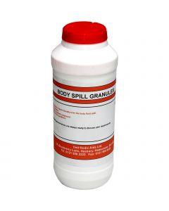Qualicare 500g Bottle Absorbent Bio Granules
