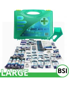Qualicare Workplace Premier BSI First Aid Kit - Large