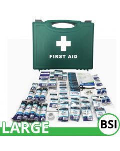 Qualicare Workplace BSI First Aid Kit - Large