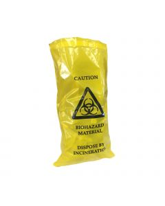 Qualicare Biohazard Waste Bag 50 Pack