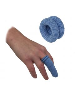 Qualicare Roll On Finger Bandage - Blue Catering