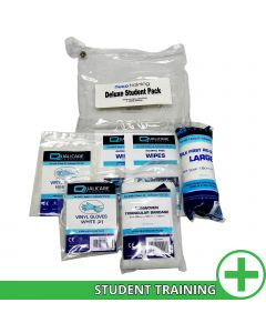 Qualicare Deluxe Complete Student First Aid Pack