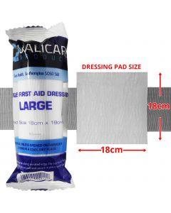 Qualicare HSE Bandage Dressing  - Large 18cm x 18m