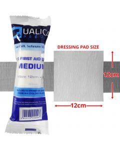 Qualicare HSE Bandage Dressing  - Medium 12cm x 12m
