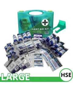 Qualicare Workplace Premier HSE First Aid Kit - Large