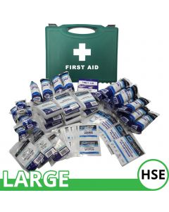 Qualicare Workplace HSE First Aid Kit - Large