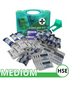 Qualicare Workplace Premier HSE First Aid Kit - Medium