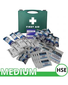 Qualicare Workplace HSE First Aid Kit - Medium