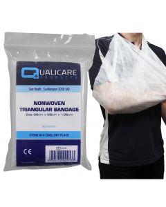 Qualicare Non Woven Triangular Bandage