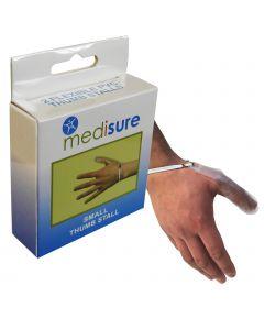 Medisure Plastic Thumb Stall