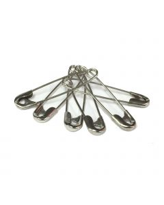 Qualicare 6 Pack Safety Pins