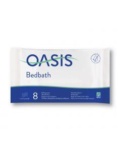 Oasis Bedbath Wipes - Perfumed