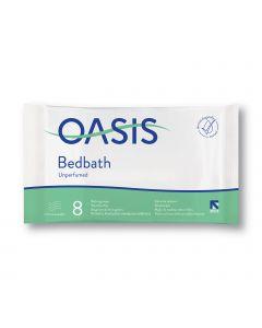 Oasis Bedbath Wipes - UnPerfumed