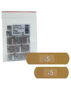 Sterostrip Washproof Plasters | 10 Pack Assorted