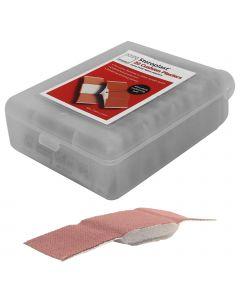 Steroplast Sponge Blister Plasters | 20 Pack + Plastic Case