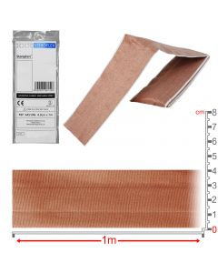Steroplast Plaster Strip | Steroflex Elasticated | 4cm x 1m