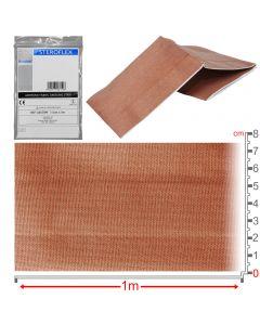 Steroplast Plaster Strip | Steroflex Elasticated | 7.5cm x 1m