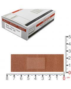Steroflex Premium Fabric Plasters | 7.5cm x 2.5cm | 100 Pack