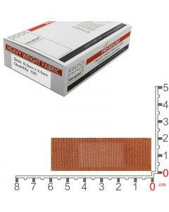 Steroflex Premium Fabric Plasters | 6cm x 2cm | 100 Pack