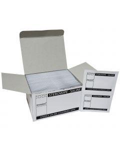 Steroplast Saline Wipes - 100 Pack