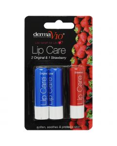 Sure Health & Beauty Derma Tech Lip Balm x 3