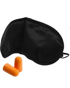 Sure Travel Eye Mask + Ear Plugs