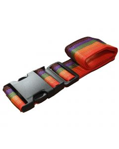 Sure Travel Rainbow Luggage Strap