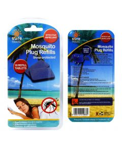 Sure Travel Mosquito Plug Refills 18 Pack