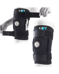 Ultimate Performance Tri-Axel Hinged Knee Brace