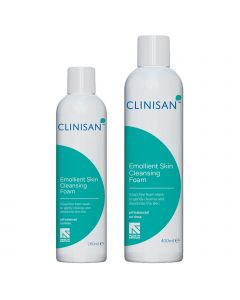 Clinisan Emollient Skin Cleansing Foam
